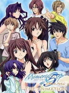 Memories Off #5 Togireta Film The Animation