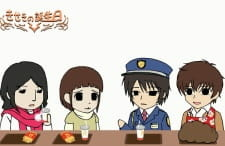 Code Geass: Hangyaku no Lelouch - Kiseki no Birthday Picture Drama Omake Flash