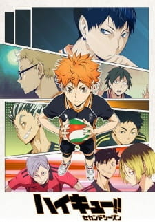 Haikyuu!! Second Season