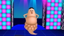 3D Onara Gorou ga Dance Dance Dance!!