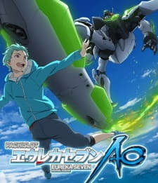 Eureka Seven AO: One More Time - Lord Don't Slow Me Down