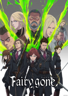 Fairy Gone 2nd Season