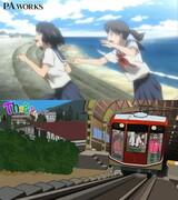 Toyama Kankou Anime Project