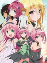 To LOVE-Ru Darkness 2nd Specials