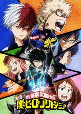 Boku no Hero Academia 2nd Season