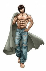 Baki: Most Evil Death Row Convicts Special Anime
