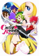 Cutie Honey Universe