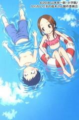 Karakai Jouzu no Takagi-san: Water Slide