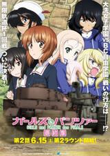 Girls & Panzer: Saishuushou Part 2
