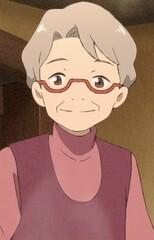 Anna's Grandmother