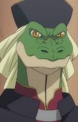 DR. Alligator