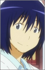 Hiiragi's Father
