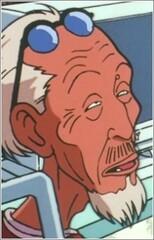 Old Man B
