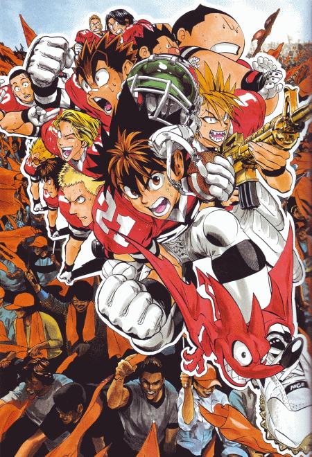 Спортивные аниме и манга (Споконы)