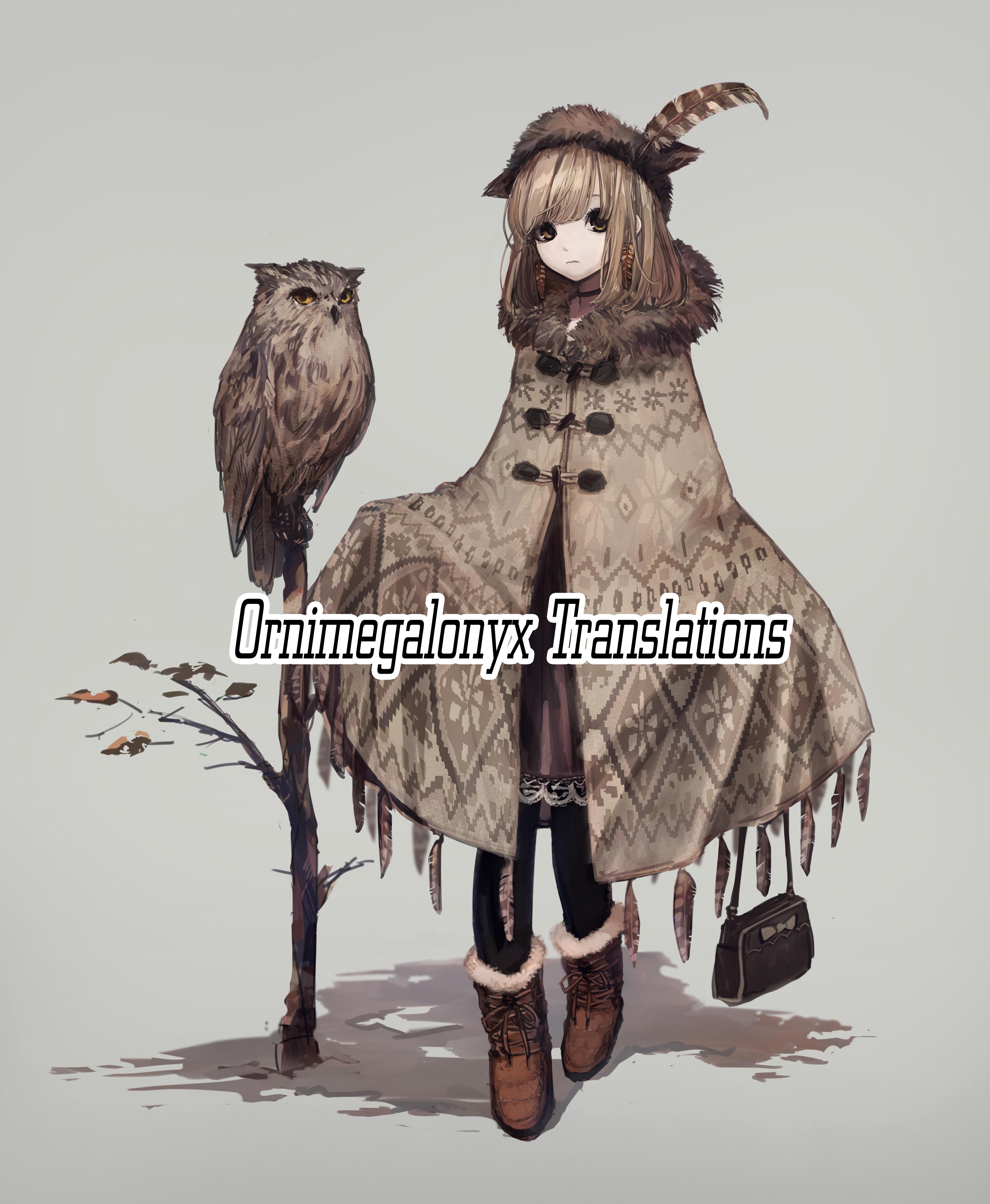 Ornimegalonyx Translations