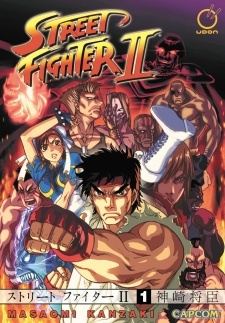 Street Fighter II: Ryu
