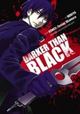 Darker than Black: Kuro no Keiyakusha