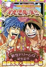 One Piece x Toriko
