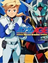 Mobile Suit Gundam AGE: Second Evolution