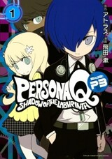 Persona Q: Shadow of the Labyrinth - Side:P3