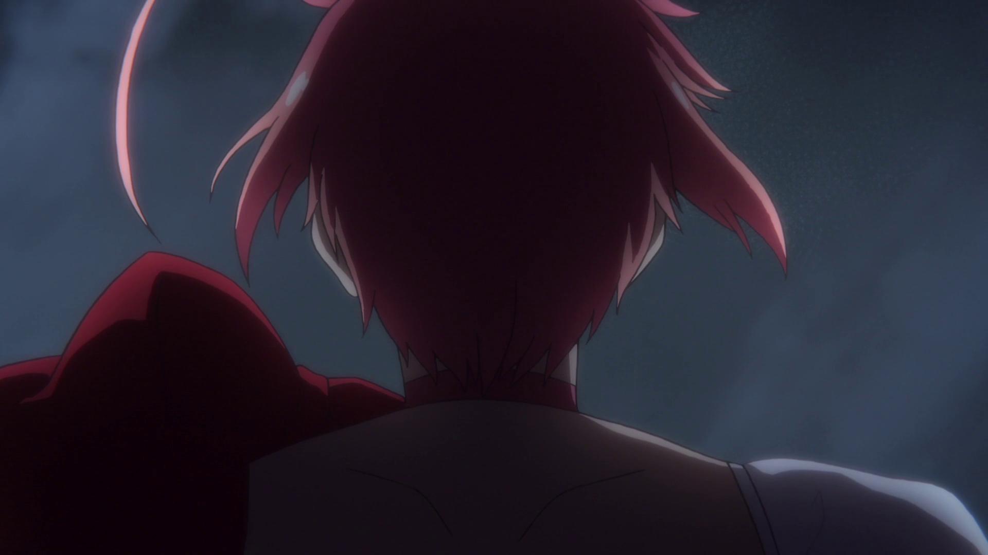 Скриншот *Брутальная волшебница - это я / Mahou Shoujo Ore [Сезон 1, Серия 1-12 из 12] 2018*