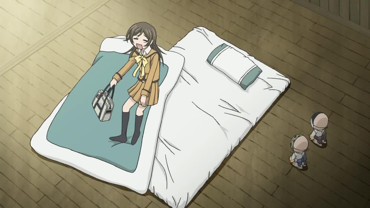 аниме приятно познакомиться бог 3